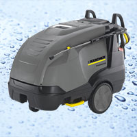 Karcher HDS645 - 230 volt power